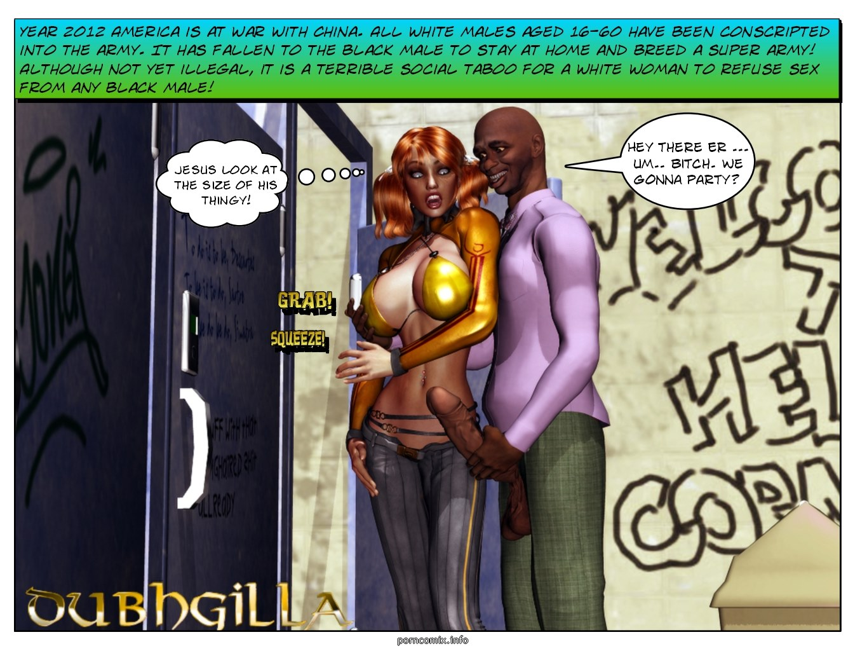 Tim and redhead- Dubhgilla image 01