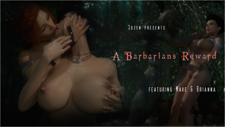 Porn Comics - 3DZen – A Barbarians Reward porn comics 8 muses