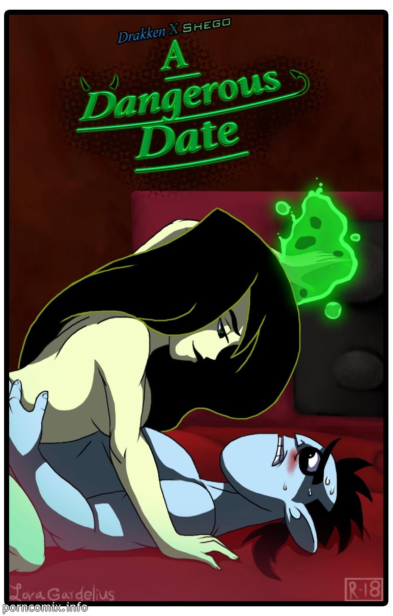 A Dangerous Date image 01