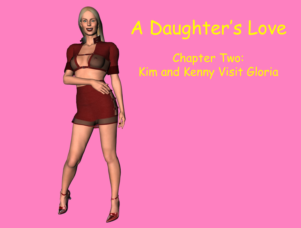 A Daughter's Love 2- 3D Incest image 1
