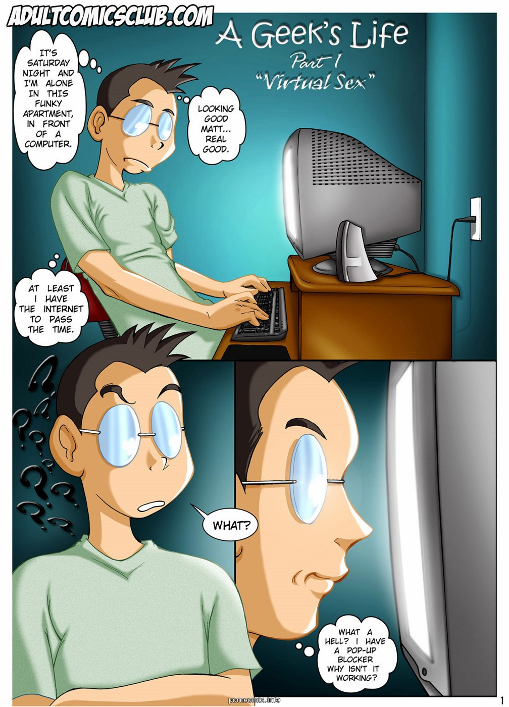 A Geek's Life – Melkormancin image 01