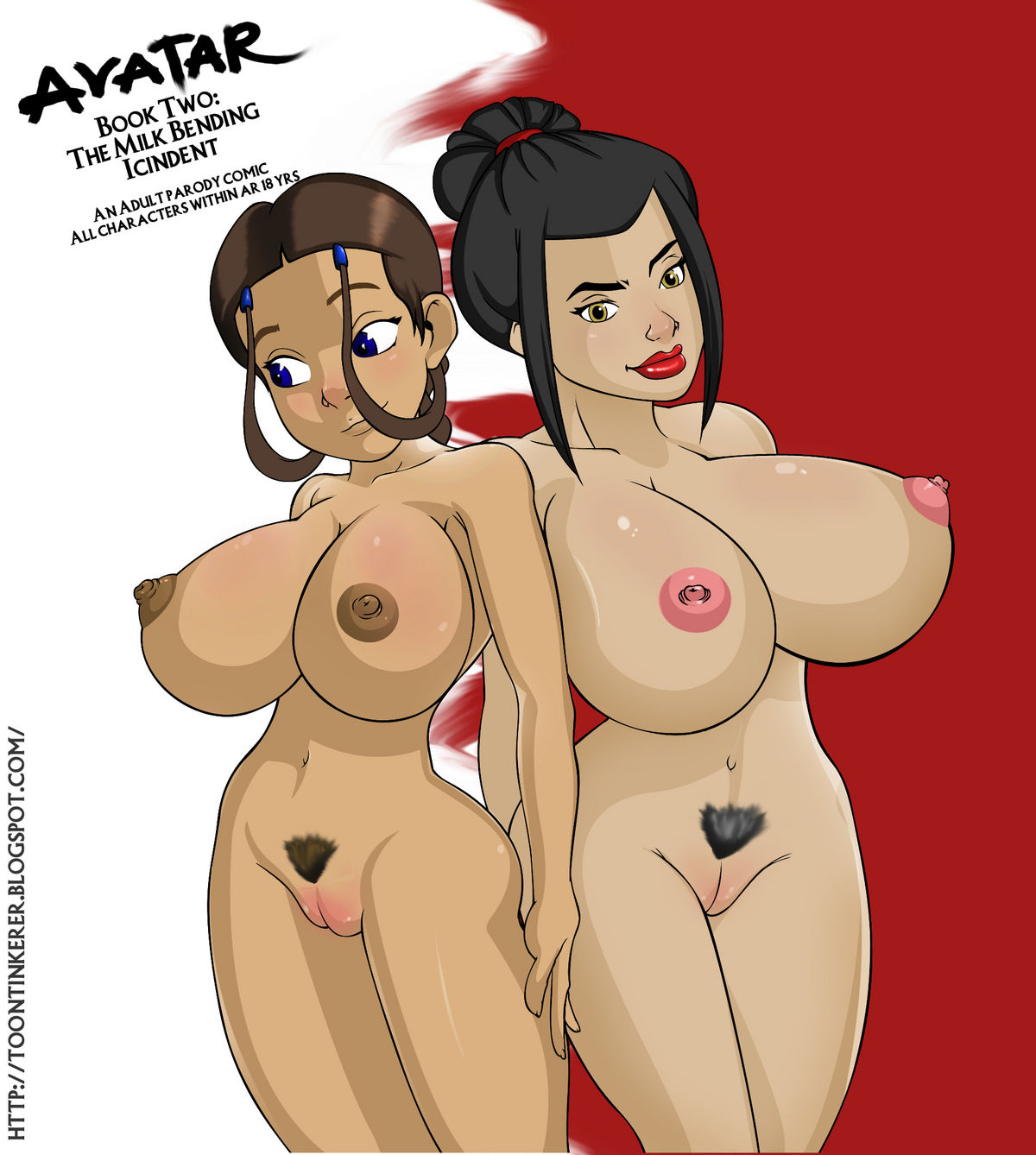 Porn Comics - A Milk Bending Incident- Avatar porn comics 8 muses