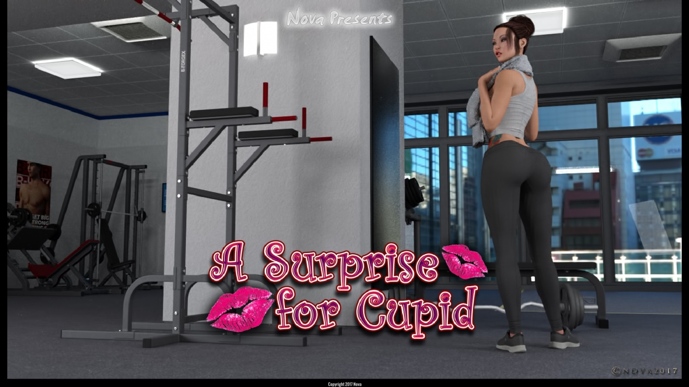 A Surprise For Cupid- Affect3D image 1