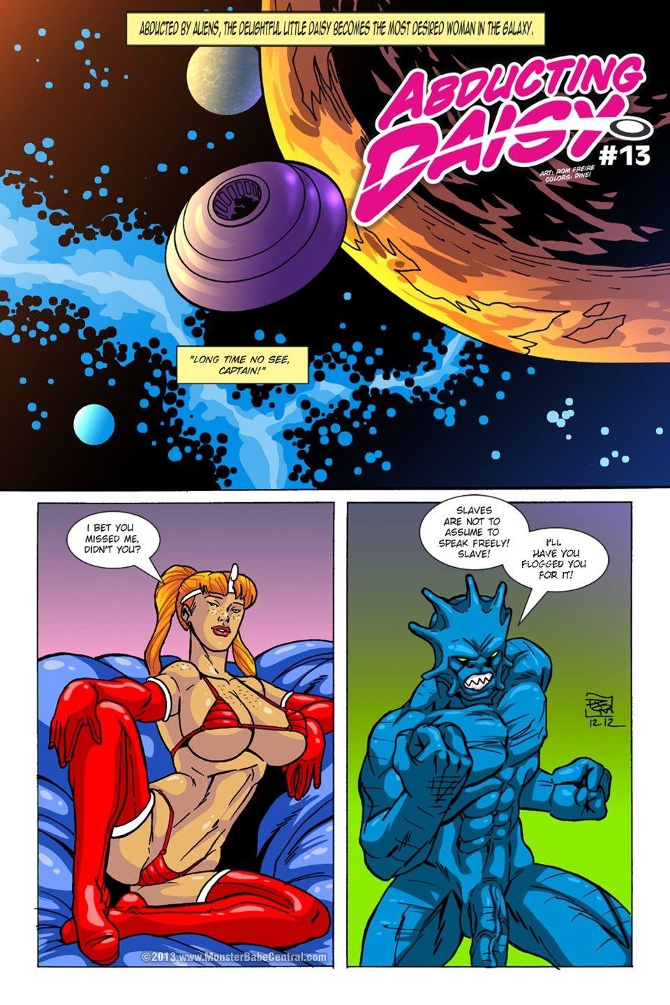 Porn Comics - Abducting Daisy 13 porn comics 8 muses