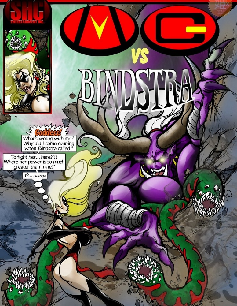 Porn Comics - AC VS Bindstra porn comics 8 muses