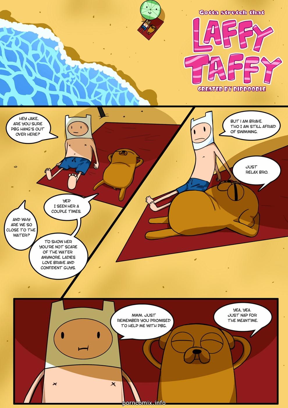 Adventure Time Pirn adventure time- gotta stretch that laffy taffy porn comics 8