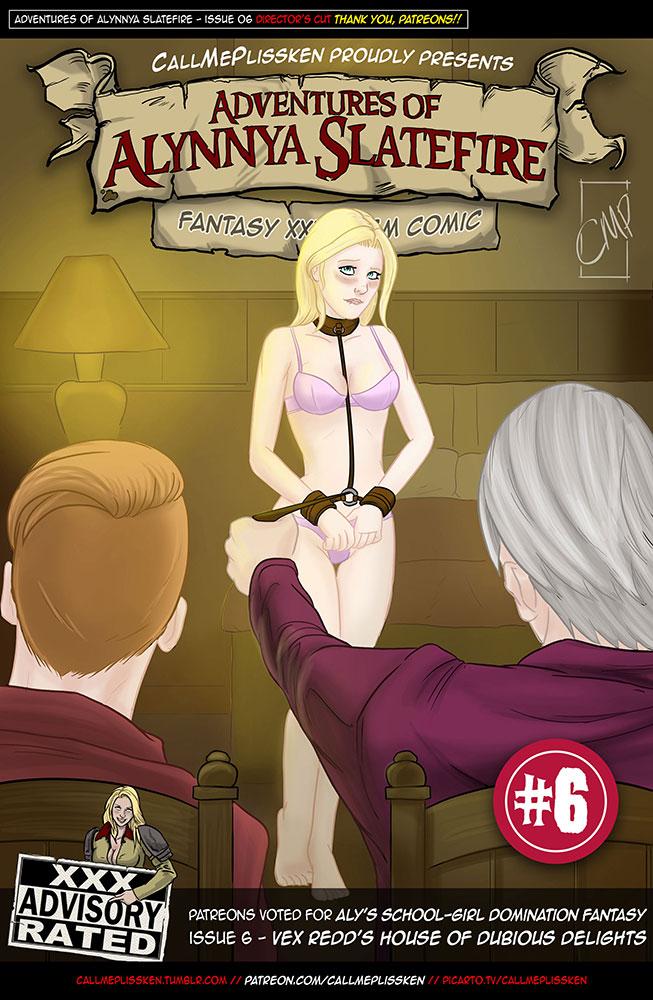 Porn Comics - Adventures of Alynnya Slatefire 6 porn comics 8 muses