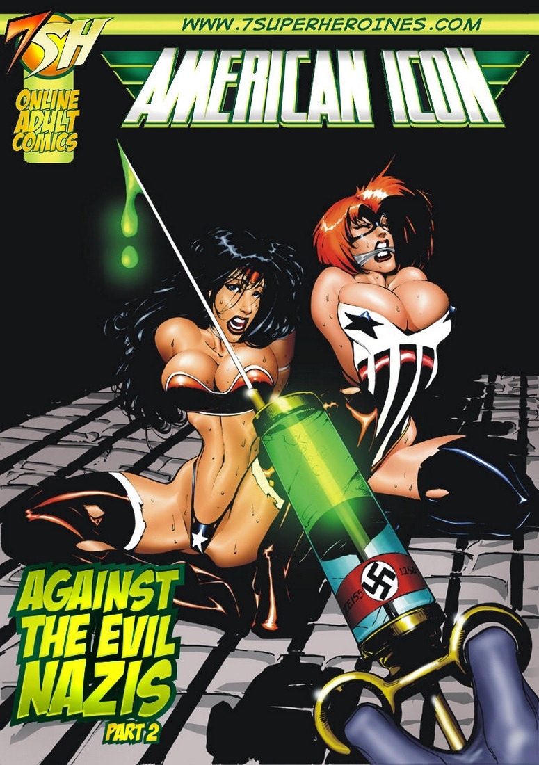 Porn Comics - Against the Evil Nazis 2 porn comics 8 muses