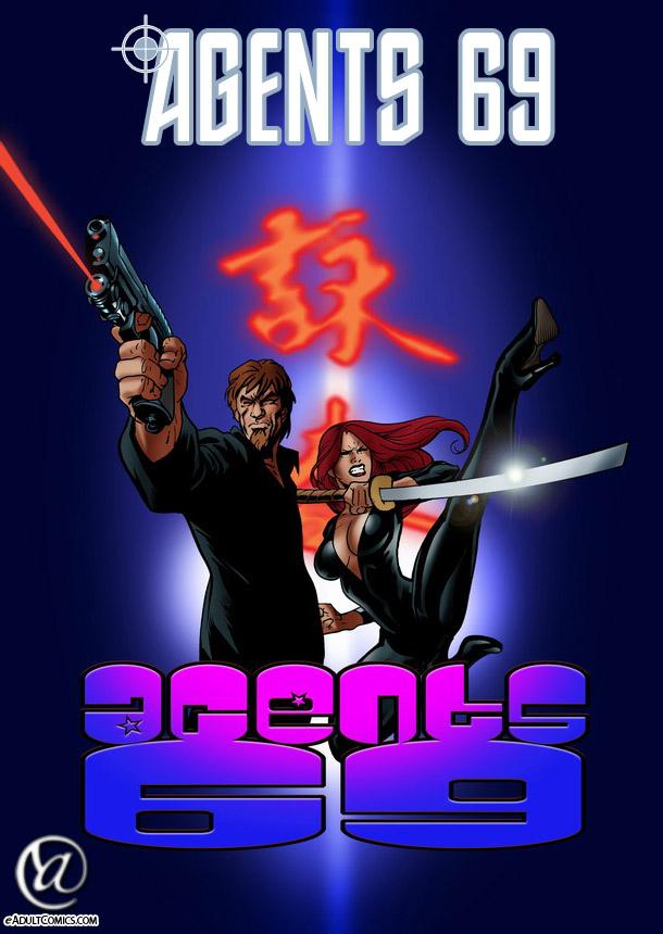 Porn Comics - Agents 69- eAdult porn comics 8 muses
