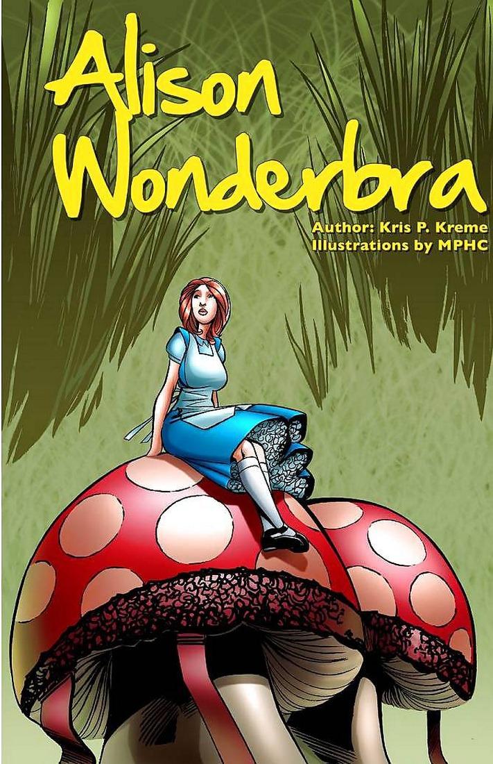 Porn Comics - Alison Wonderbra- Giantess Club porn comics 8 muses
