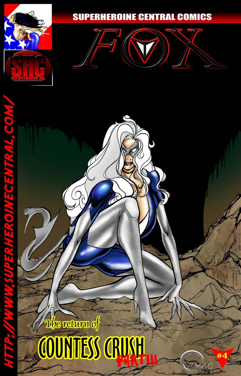 Porn Comics - American Fox- Return Of Countess Crush 3 porn comics 8 muses