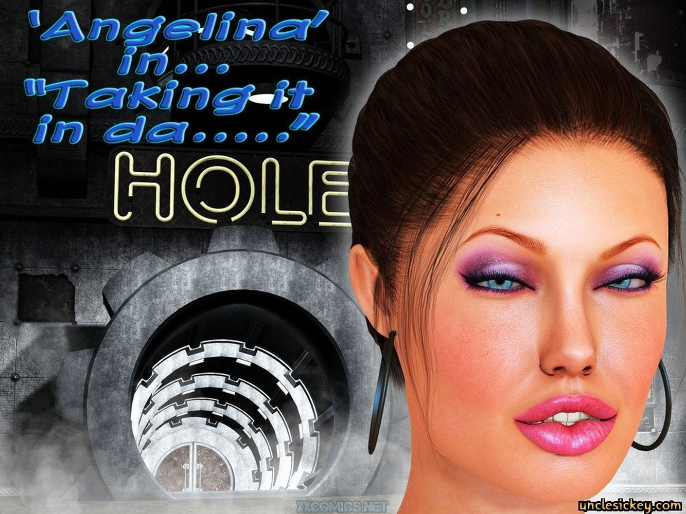 Porn Comics - Angelina Taking it Hole- Uncle Sickey porn comics 8 muses