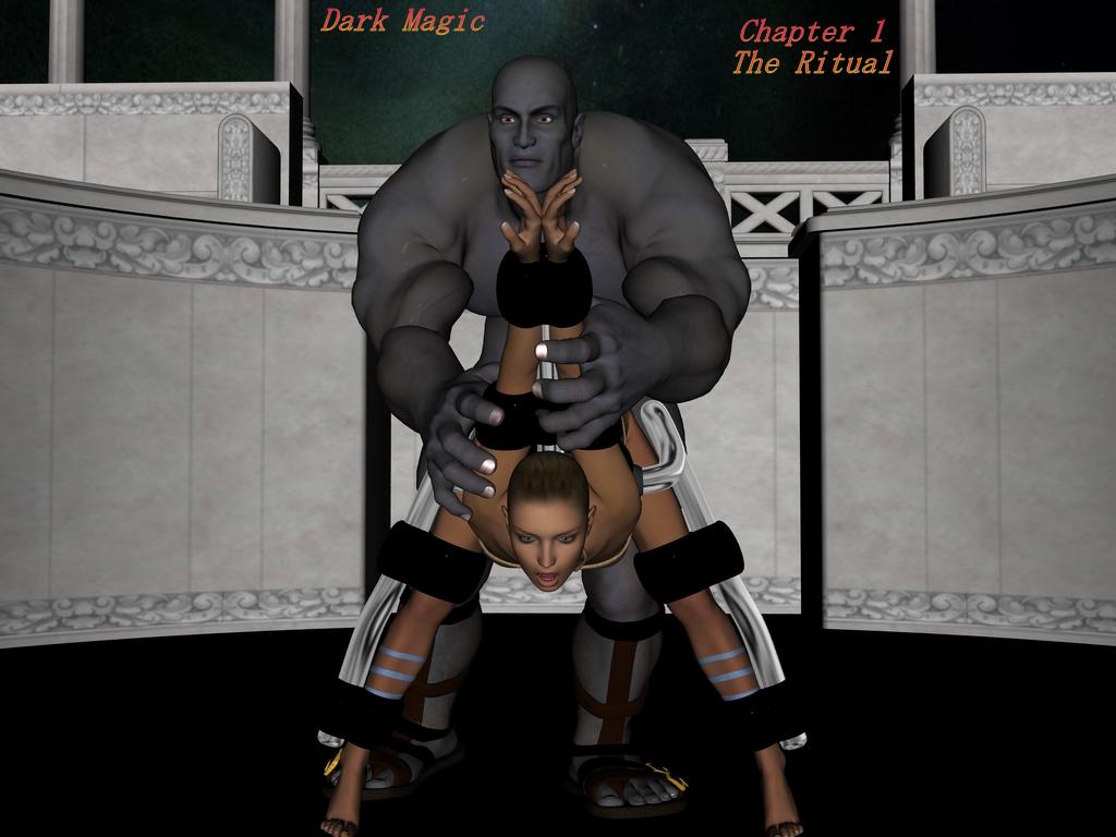 Angelo Michael – Dark Magic image 1