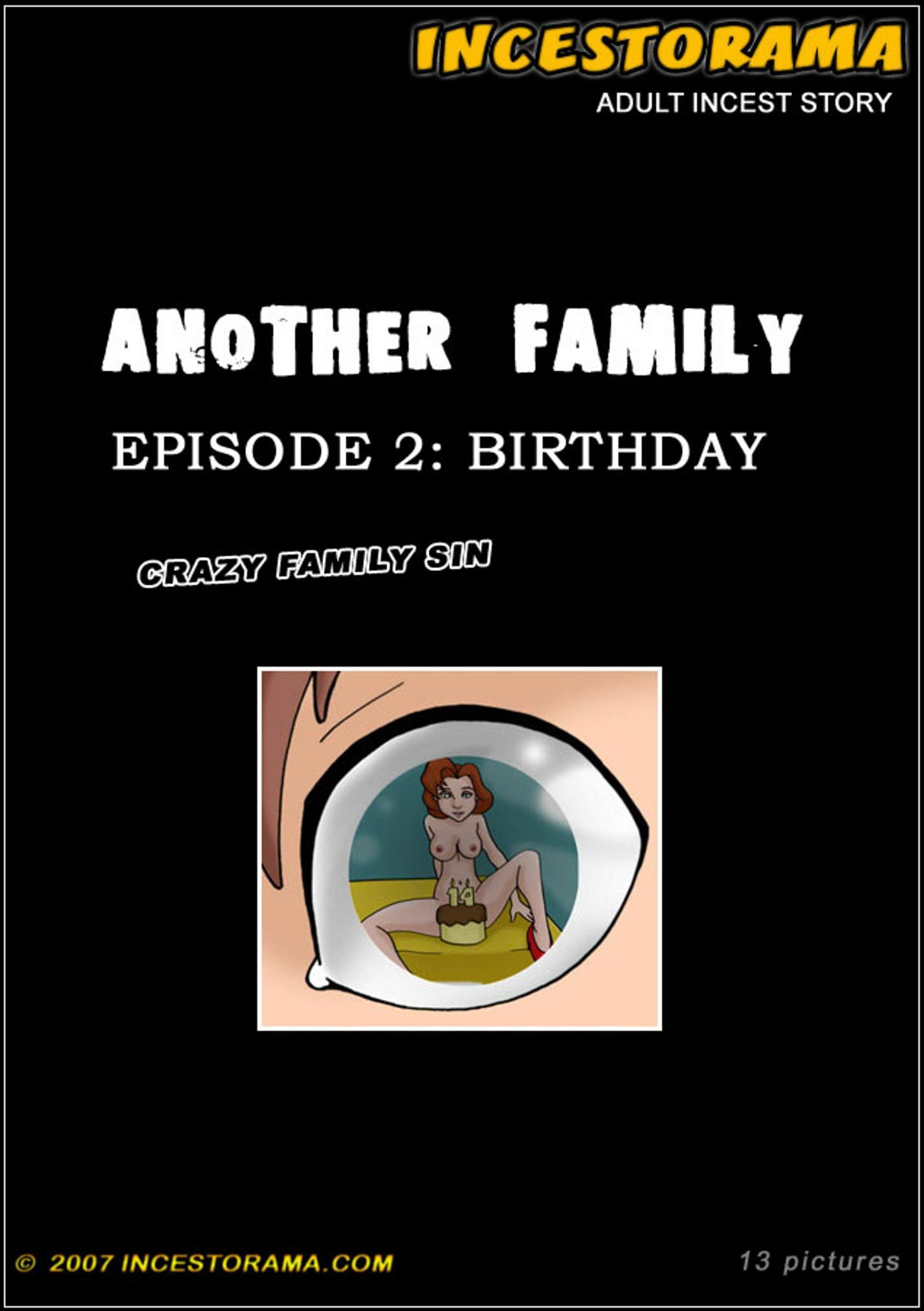 Porn Comics - Another Family 2- Birthday porn comics 8 muses