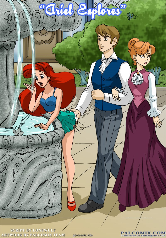 Porn Comics - Ariel Explores- Palcomix porn comics 8 muses