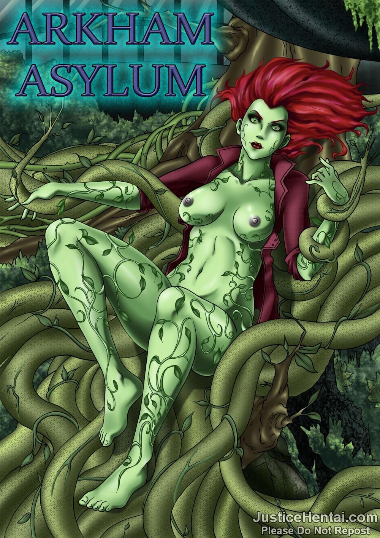 Porn Comics - Arkham Asylum- Justice Hentai porn comics 8 muses