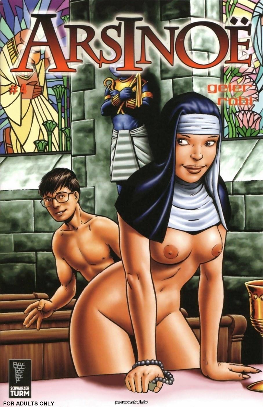 Porn Comics - Arsinoe 4- Bastet (Geier Robi) porn comics 8 muses