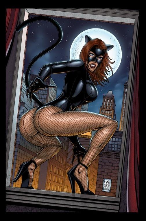 Porn Comics - Corey Knaebel's art-RayArtz SuperGirls porn comics 8 muses