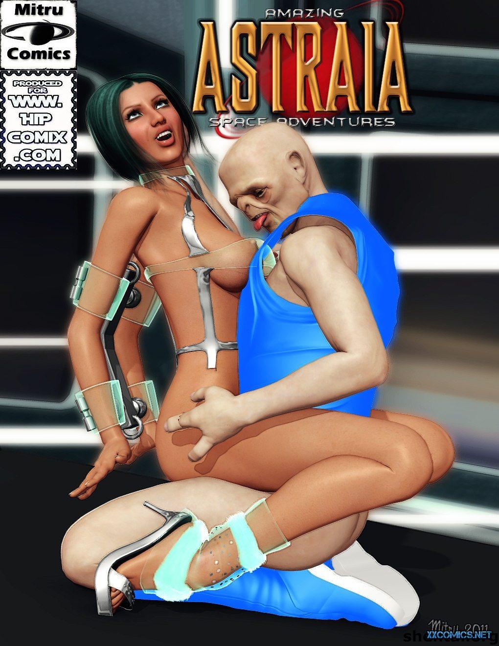 Porn Comics - Astraia – Binary Ecstasy 4 porn comics 8 muses