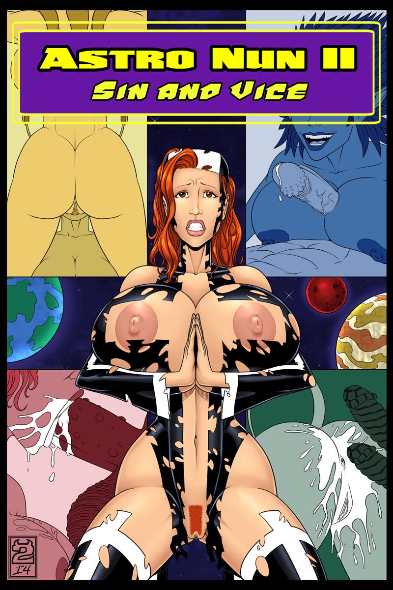 DeucesWorld- Astro Nun II Fantasy image 01