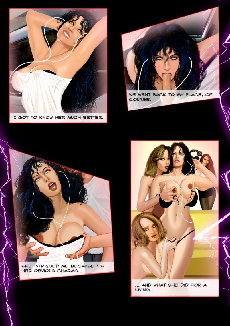 Porn Comics - Audiophilia 03- Mind Control porn comics 8 muses