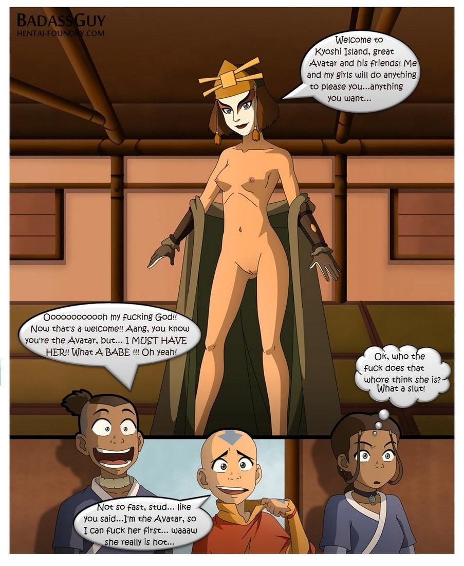 Porn Comics - Avatar The Last Airbender porn comics 8 muses