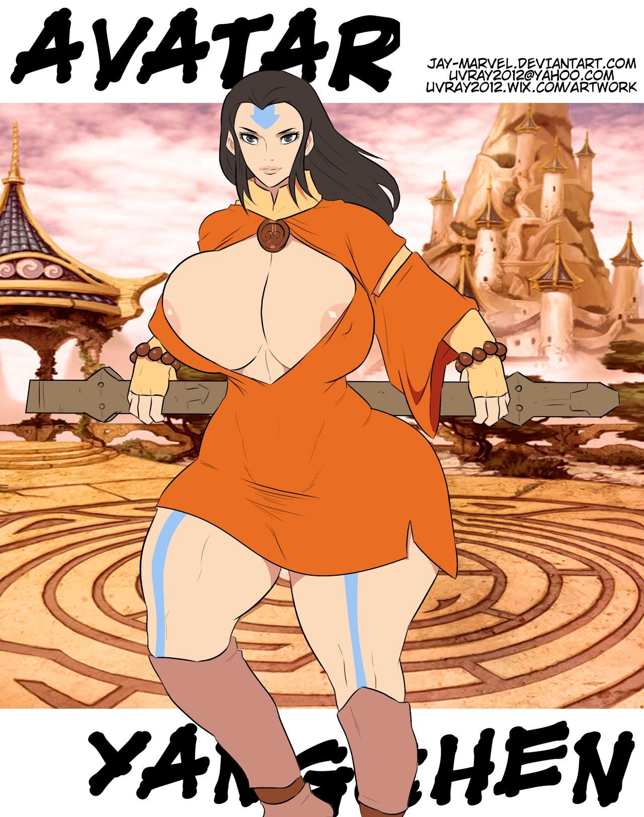 Porn Comics - Avatar Yangchen- Jay Marvel porn comics 8 muses