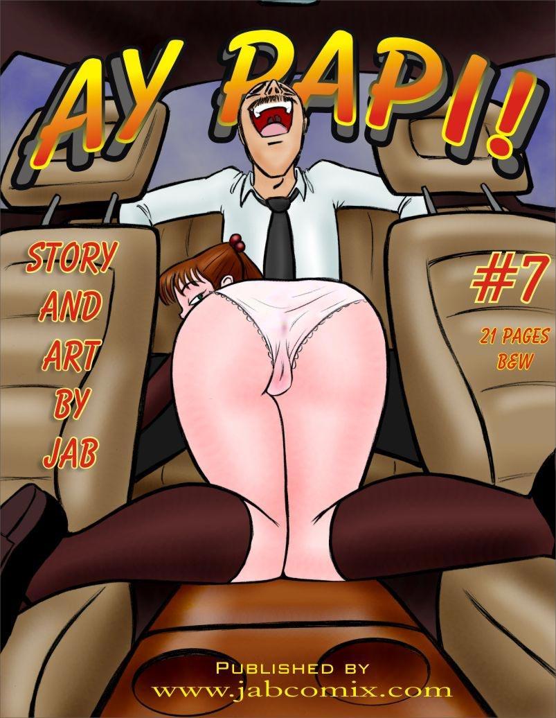 Porn Comics - Ay Papi 7 porn comics 8 muses