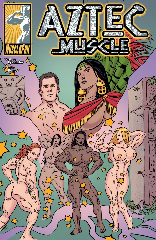 Porn Comics - Aztec Muscle Part 4- Muscle Fan porn comics 8 muses