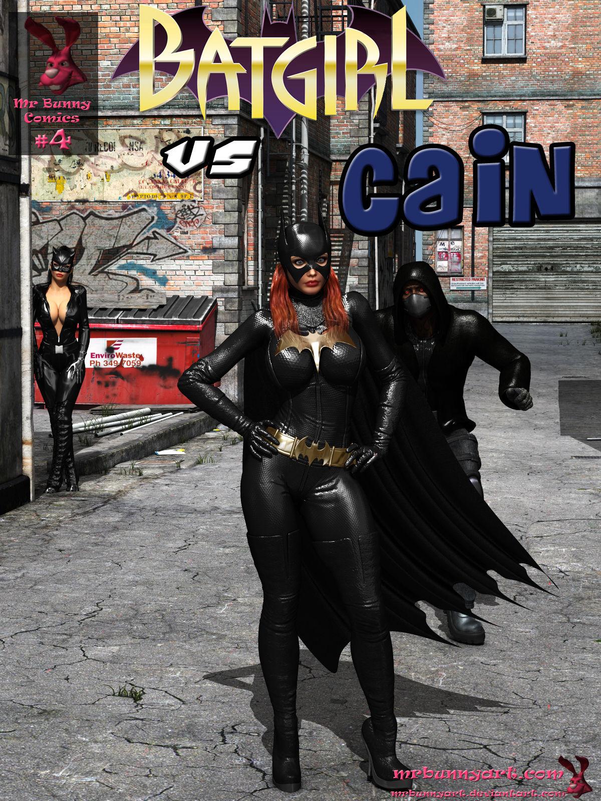 Batgirl vs Cain (Batman) image 1