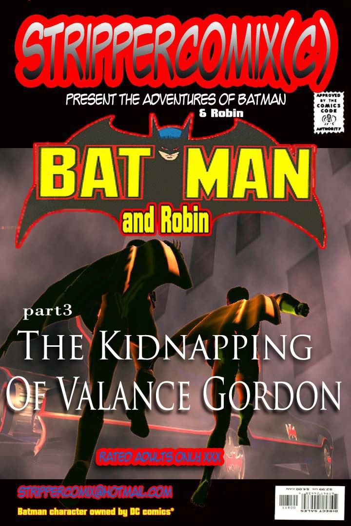 Batman and Robin Part-3 Kid Kidnapping Valence Gordon image 01