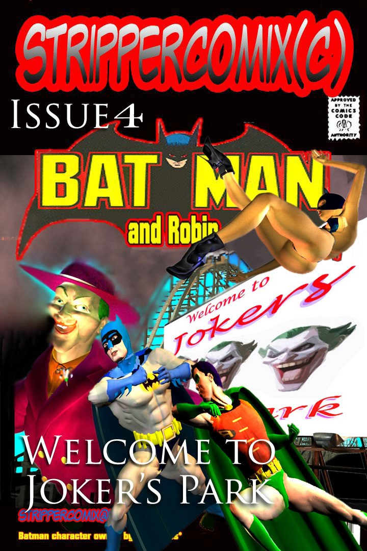 Batman and Robin-4 Welcome Jokers Park image 01