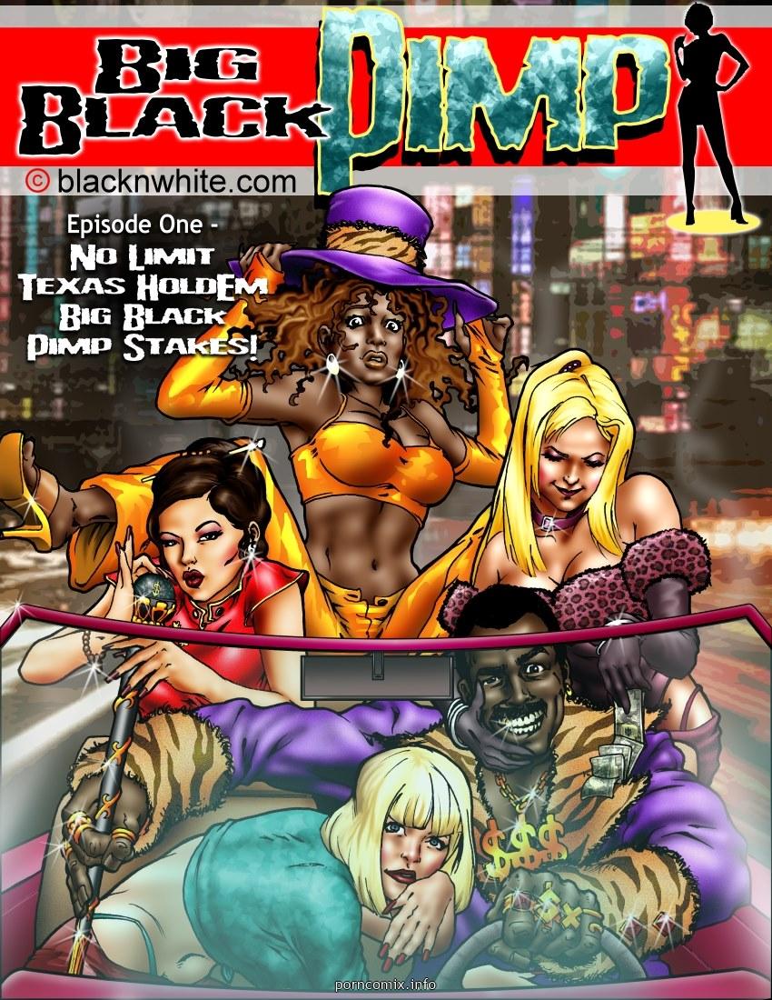 Porn Comics - Big Black Pimp- BNW porn comics 8 muses