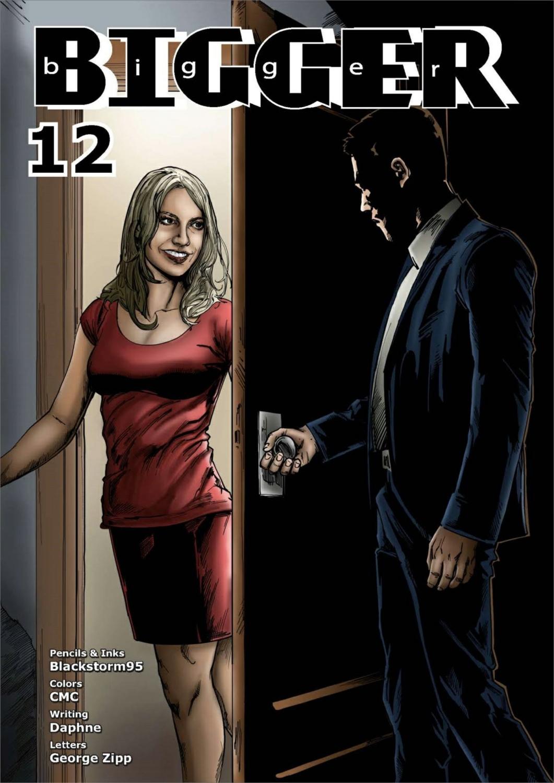 Porn Comics - Bigger 12- Mind Control porn comics 8 muses