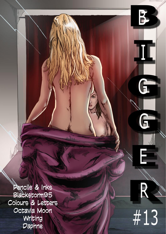Porn Comics - Bigger 13- Blackstorm95 porn comics 8 muses