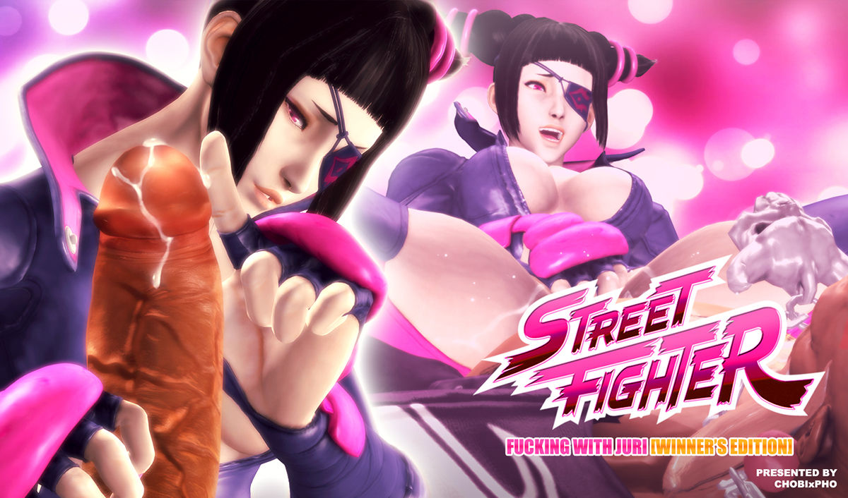 Street Fighter- Fucking with Juri image 1