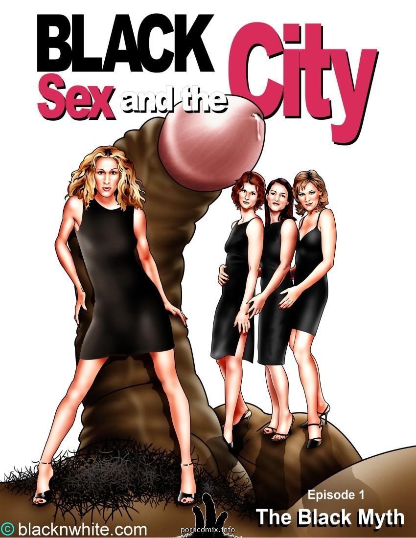 Porn Comics - Black Sex and the City- Bnw porn comics 8 muses