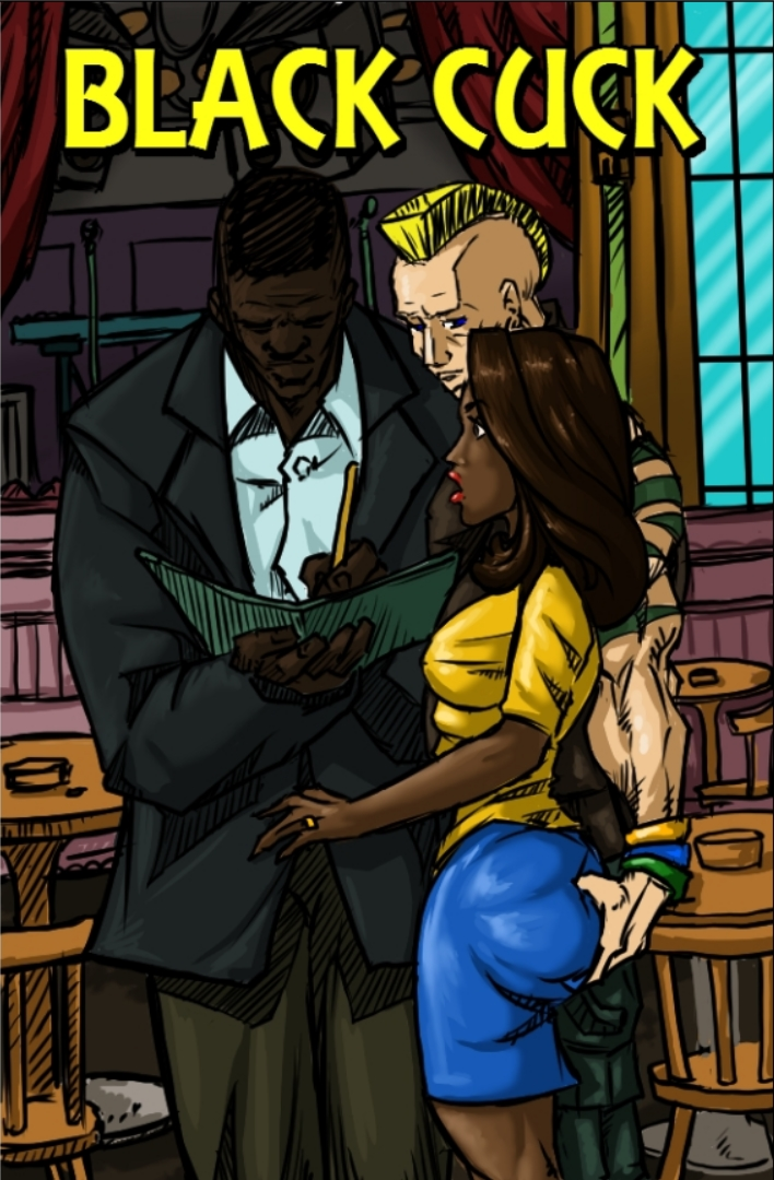 Porn Comics - Black Cuck – illustrated interracial porn comics 8 muses