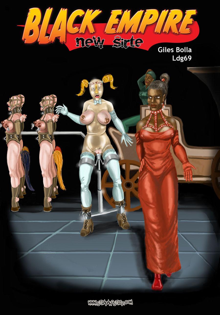 Porn Comics - [ldg69] Black Empire New Sirte Vol.1-2 porn comics 8 muses