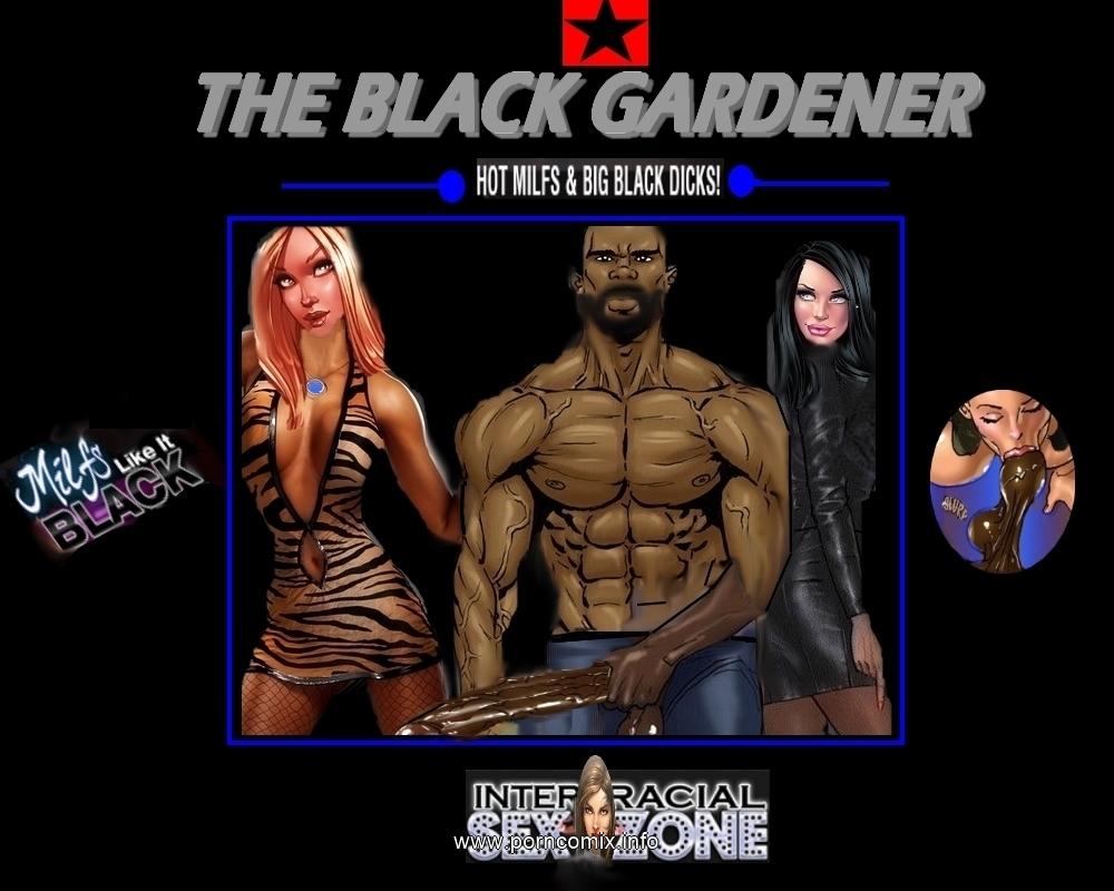 Porn Comics - The Black Gardener 2 porn comics 8 muses