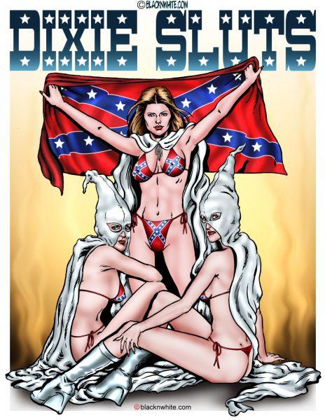Porn Comics - Dixie Sluts- BlacknWhite porn comics 8 muses