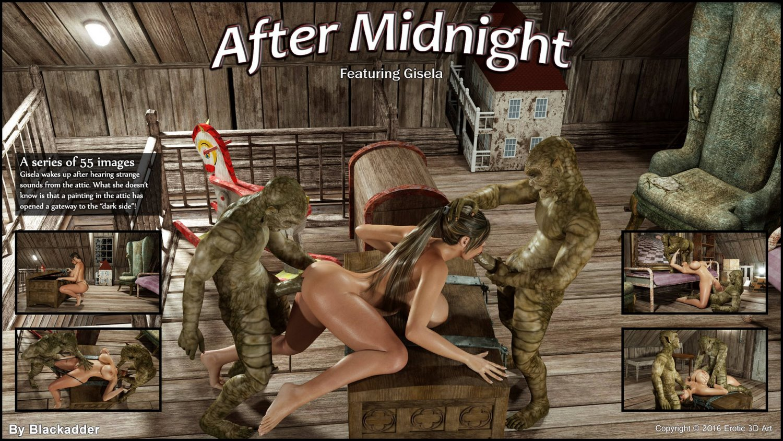 Blackadder- After Midnight image 1