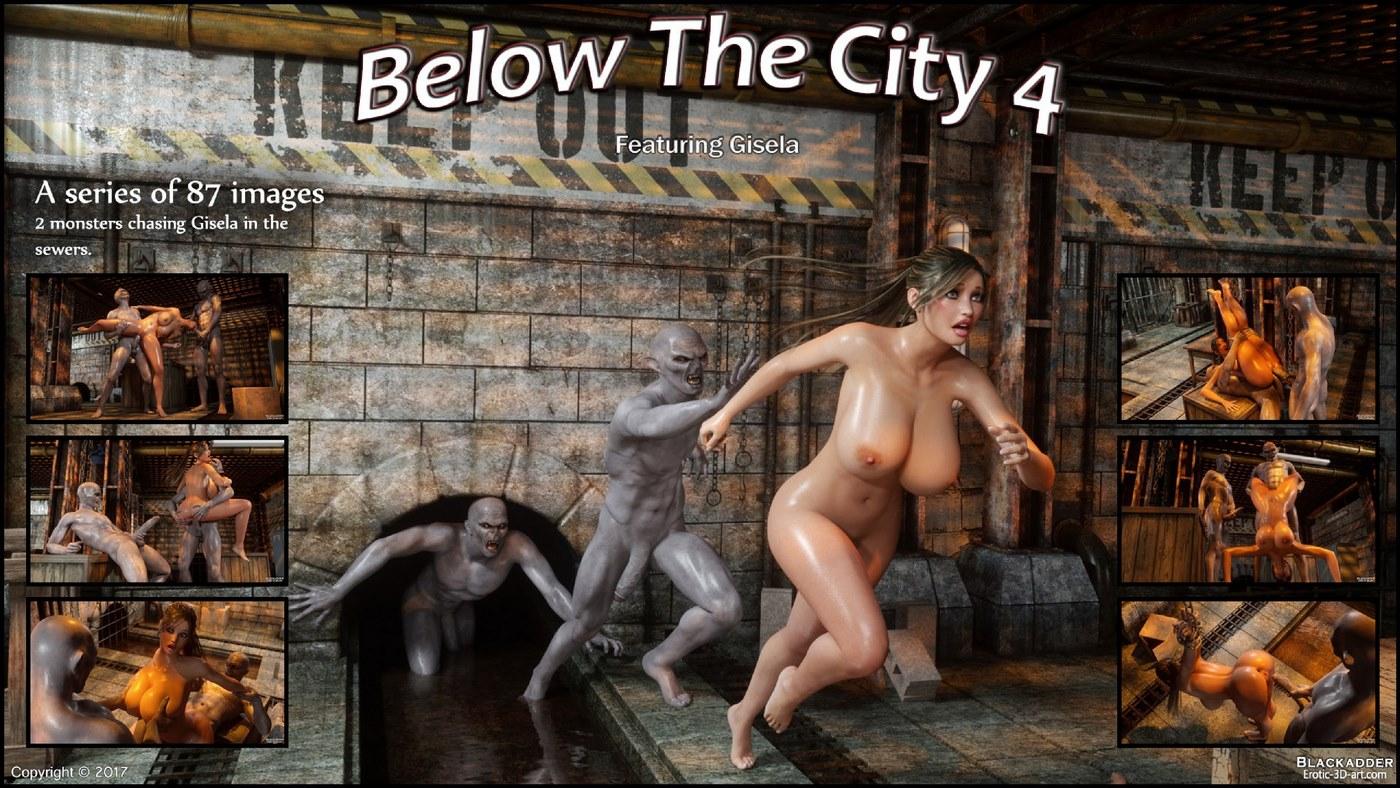 Blackadder- Below The City 4 image 1