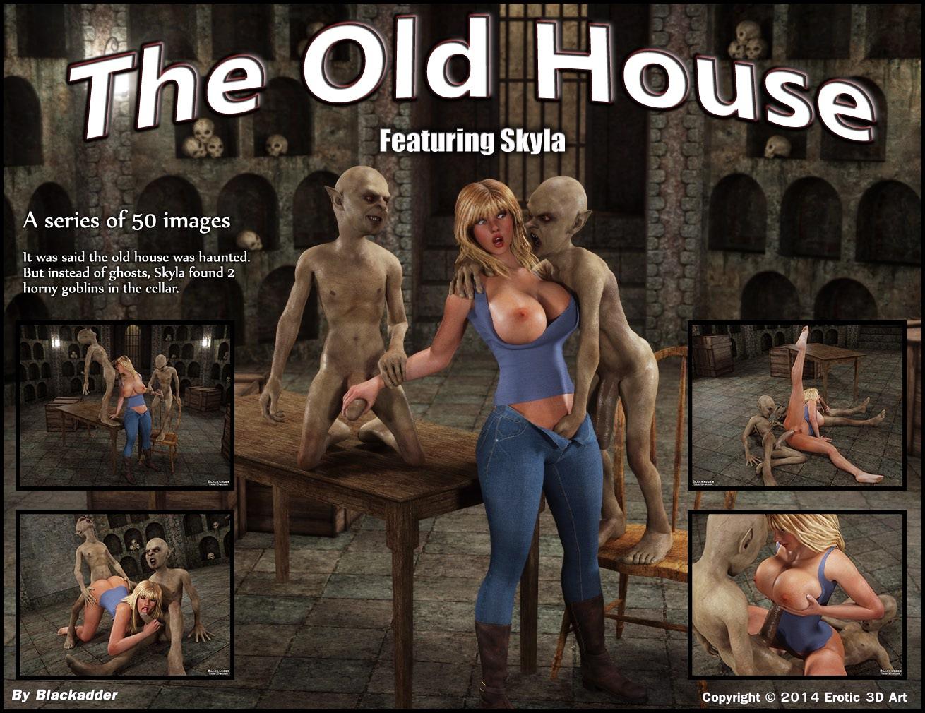 Blackadder- The Old House image 1