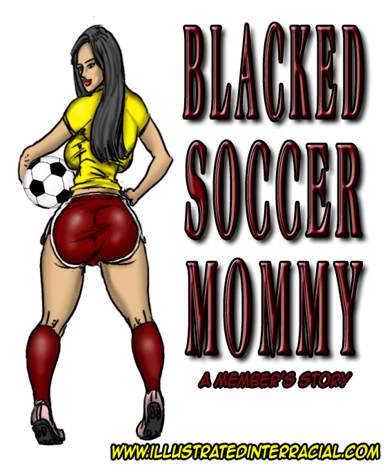 Blacked Soccer Mommy image 01