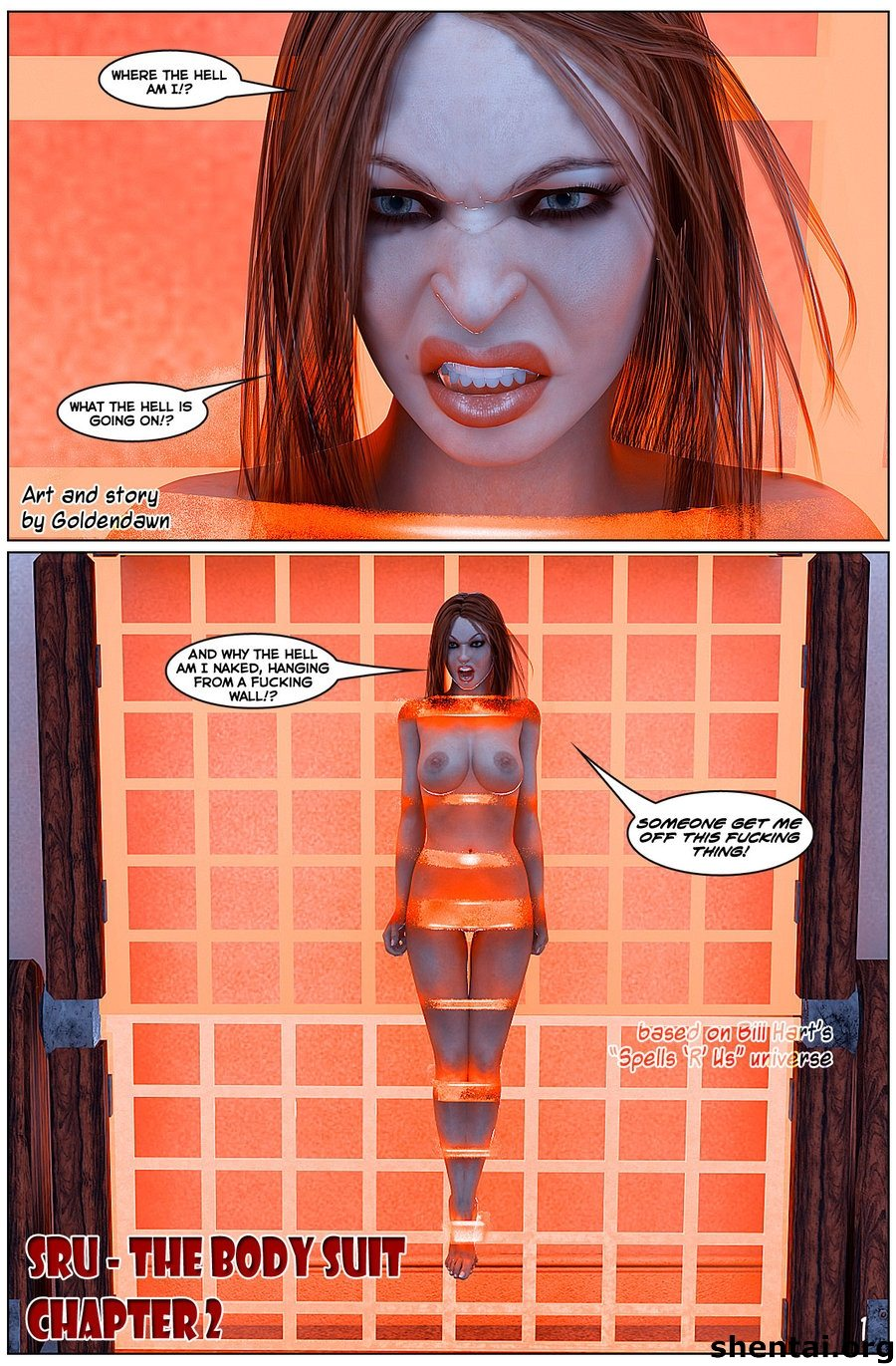 The Body Suit Chapter 1 Shentai image 01