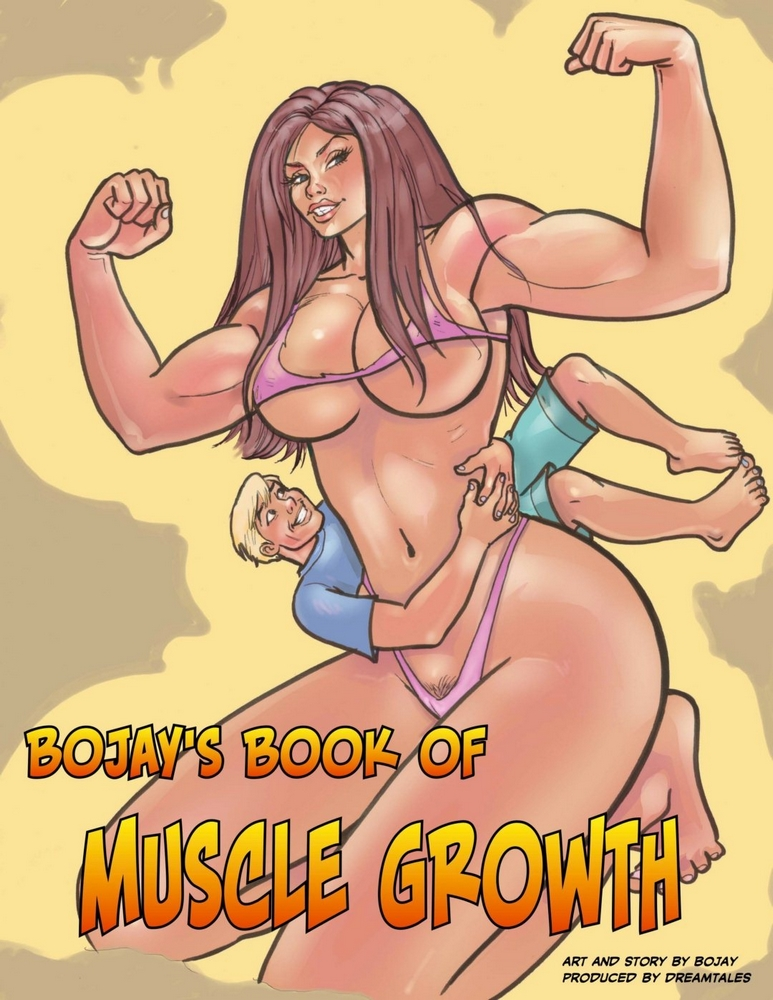 Porn Comics - Bojay's Book of Muscle Growth porn comics 8 muses