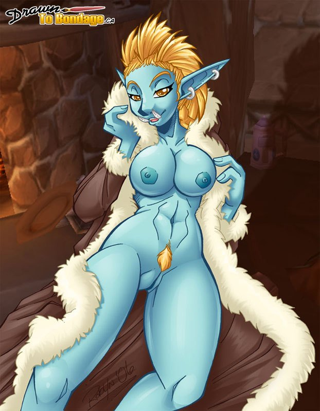 Porn Comics - Bondage-World of Warcraft Fantasy porn comics 8 muses