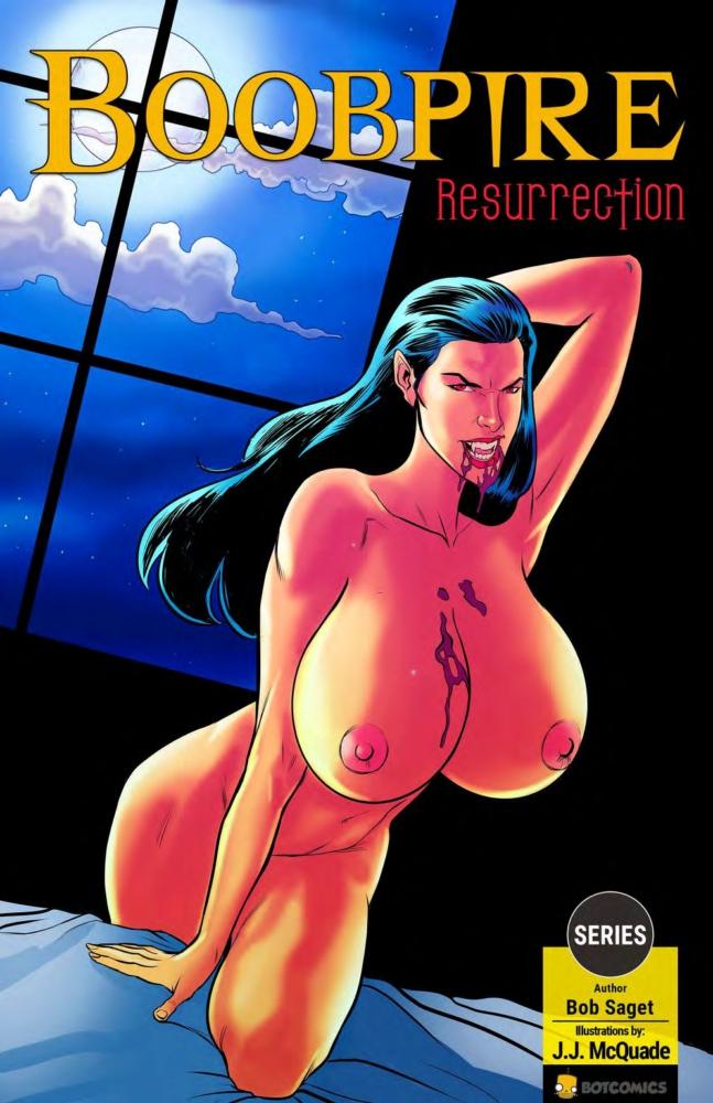 Porn Comics - Boobpire Resurrection 1-2, Bot porn comics 8 muses