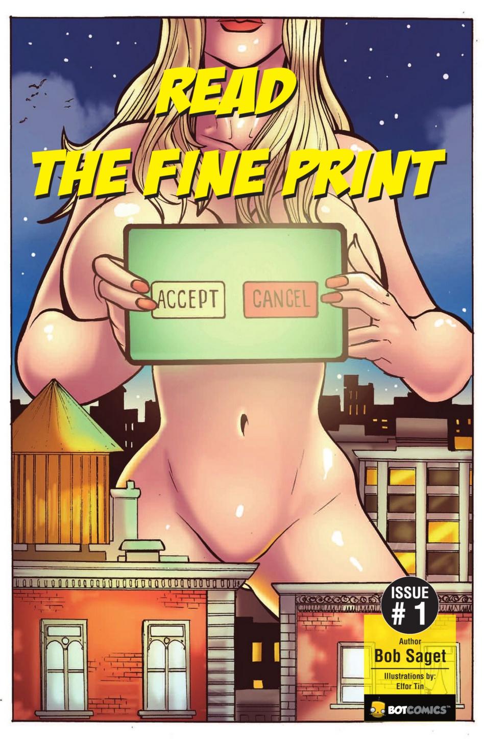 Porn Comics - Bot Comics-Read Fine Print Iss. 1 Elfor Tin porn comics 8 muses